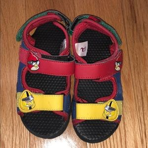 Other - Angry birds sandals